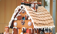 Gingerbread Build-Off, <i>We Are Still Here </i>Native art show and Human Rights Day