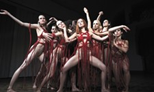You'll either love or hate the sprawling, bloody reimagining of the horror classic <i>Suspiria</i>