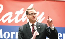 After years of controversy, Rep. Matt Shea no longer part of House Republican leadership