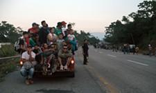 Asylum claims jump despite Trump's attempt to limit immigration