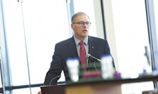 Inslee lists priorities in State of the State, U.K. prime minister defeated on Brexit and other headlines