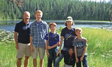 Spokane Valley's McAllister family turn their trips into parent-friendly travel guides