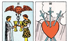 Love lessons from a tarot reader
