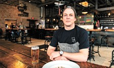 The <i>Inlander</i> gets to know the head chef of Iron Goat Brewing's Spokane kitchen