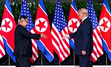 Trump to meet Kim, Congress to vote on border wall, and other headlines