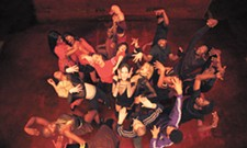 Profane, brutal and beautiful, Gaspar Noé's merciless <i>Climax</i> is a deranged, drug-fueled death drop of a movie