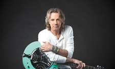 Rick Springfield's long journey from pop superstardom to a new bluesy chapter