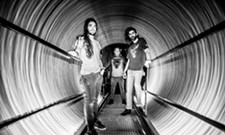 Psych-blues-rock trio King Buffalo visits Spokane in the middle of a growth spurt