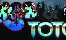Enter to win 2 tickets to see Yes and Toto