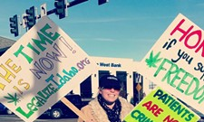 [Updated] Boise woman plans to protest Idaho's weed laws by lighting up in front of state capitol