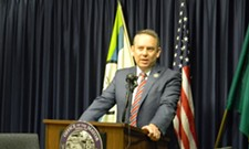 Reaching for the pause button, Condon vetoes sick-leave ordinance