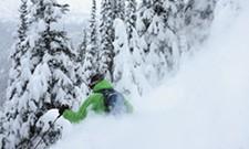 Skiing Valhalla