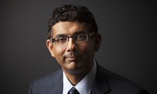 "Spokane GOP ""supports free speech;"" Dinesh D'Souza to speak at fundraiser"