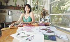 Ascending Artist: Sarah Edwards