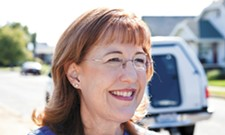 How county commissioner Nancy McLaughlin lost the primary