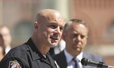 Why was Spokane Police Capt. Brad Arleth removed from his big race-data project?