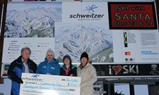 On December 9, give back to the community with $10 Schweitzer tickets