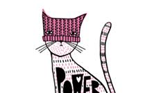 "Pullman artist's ""cat power"" design raises thousands for national, local nonprofits"