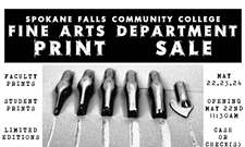 SFCC Fine Arts Gallery Print Sale