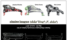 Chaise Longue: EWU Senior BFA Exhibition