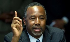 A Ben Carson state of mind, Montana GOP House candidate body-slams reporter, and morning headlines
