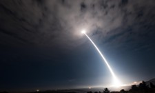 U.S. Tests Unarmed Intercontinental Ballistic Missile