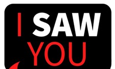 I Saw You