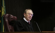 Spokane County District Court judge to retire at the end of the month; former judge eyes the seat