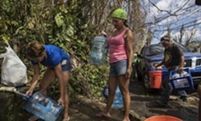 Slow Pace of Aid Riles Puerto Rico