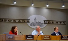 Avoiding cuts to public safety, Spokane County Commission passes 2018 budget