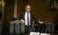 Franken Resigning Amid Sexual Harassment Allegations