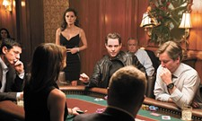Jessica Chastain takes a gamble in the fact-based, Aaron Sorkin-helmed drama <i>Molly's Game</i>