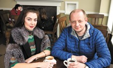 How a Ukrainian refugee pursued the American dream to open Cedar Coffee on North Monroe