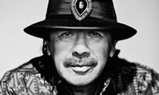 Legendary guitarist Carlos Santana brings his namesake band to Spokane