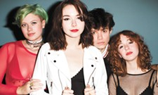Lydia Night of the Regrettes strives for raw and real performances