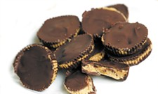 PB & MJ: chocolate peanut butter cup edibles