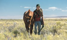 A runaway teenager and his stallion encounter harsh Western landscapes in <i>Lean on Pete</i>