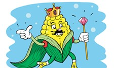 An argument for corn: I know corn is already in everything, but I still think it's underrated