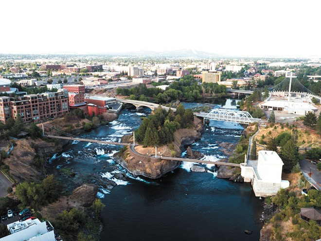 Three big things Ecology has to tackle before allowing Spokane River polluters to bypass PCB limits - Pacific Northwest Inlander