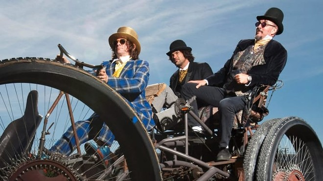 Primus hits Spokane July 28, with plans to play Rush's A Farewell to Kings as part of the show