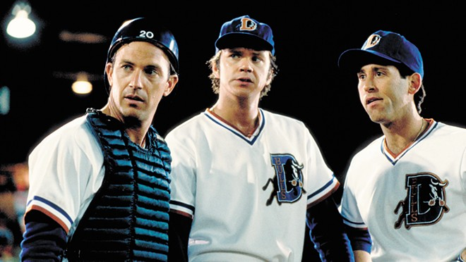Designated Hitters : Sports movies to replace the hole in your TV viewing , from all - time classics to wonderfully weird