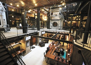 Historic Steam Plant reopens its restaurant and brewery with an all-new look and menu