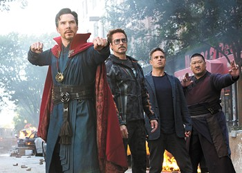 <i>Avengers: Infinity War</i> has lots of superheroes and lots of action, but not much impact