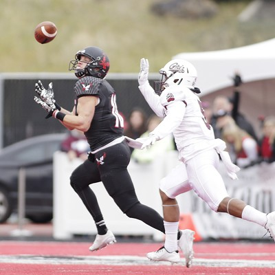 Montana vs. Eastern Washington Football