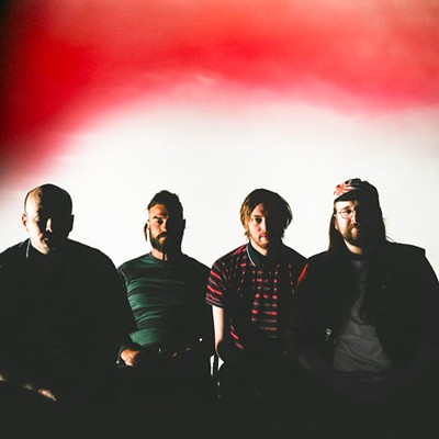 Some of Volume 2017's featured bands