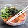 Newly opened Poke Express on the lower South Hill specializes in a new trend: fresh, raw fish salads