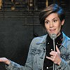 Cameron Esposito's new comedy special disrupts rape culture with laughs