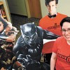 The Coeur D'Alene Public Library gives young people a sense of community through events like Coeur d'Con