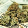 Plummeting cannabis stocks shake confidence in the industry