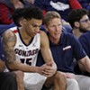 Hula hoops: Maui tournament will test the Zags' size, youth